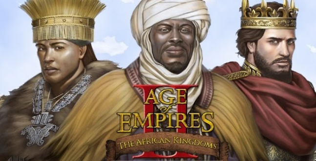 Age of Empires II HD - The African Kingdoms - Game dàn trận